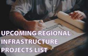 Upcoming Regional Projects List
