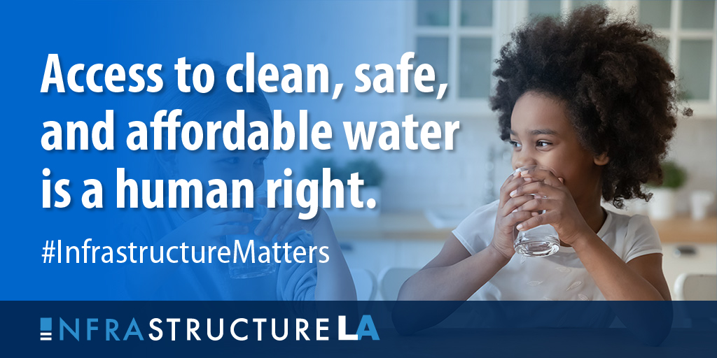 Access to clean, safe and affordable water is a human right