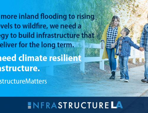 We Need Climate Resilient Infrastructure