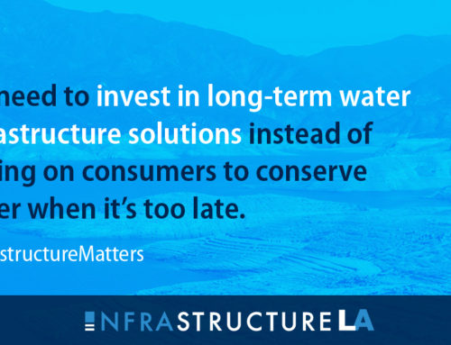 Adding Drought Control to Flood Control